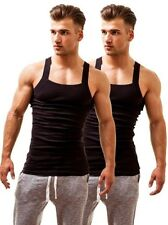 2xist SQUARE CUT 2 PACK Men's Tank Top Muscle shirt Vest Fitness Training