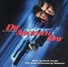 Die Another Day [Music from the Motion Picture] by David Arnold (CD, Nov-2002, W