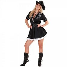 Costume Rodeo girl Cowgirl Cow-girl US Bull Western girl Sexy Dress Wild West