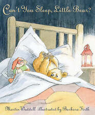 Can't you sleep Little Bear? Martin Waddell. paperback English NEW