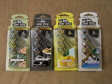 Yankee Candle Vent Stick - Pack of 4 Air Fresheners - You Choose Scent!