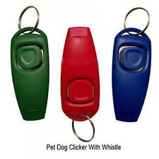 Dog Trainer Clicker Pet Guide Training Whistle
