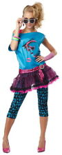 Valley Girl 1980s Disco Pop Star Katy Perry Cindy Lauper Woman Costume