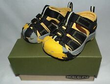 KEEN Newport H2 Toddler Size 4/5/6 Crushed KEEN Yellow Sandals Shoes Boys Girls