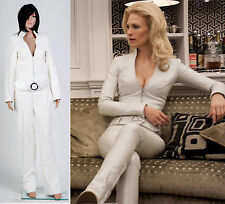 New X-Men First Class: Generation X Emma Frost aka White Queen Costume Cosplay