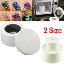 Ceramic Fibre Small Microwave Kiln Stained Glass Fusing Supplies Professional $#