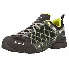 Salewa Wildfire S Gore-Tex Black Mens mountain climbing shoes