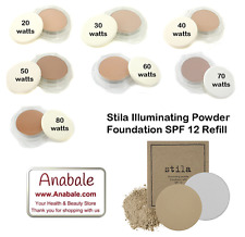 Stila Illuminating Powder Foundation SPF 12 Refill (Available in Various Colors)