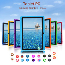 7'' A33 Quad Core Dual Camera Google Android 4.4 WIFI 4GB Tablet PC EU 6 Color