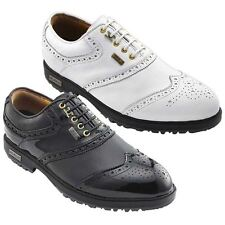2016 Stuburt Classic Tour eVent Waterproof Mens Spikeless Golf Shoes-Leather