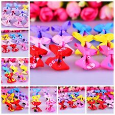Wholesale Kids Baby Girls bow hair accessories hair alligator clips Barrettes