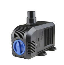 Submersible Air Water Circulation Filter Pump Aquarium Pond Pumps Fish 3000L/H