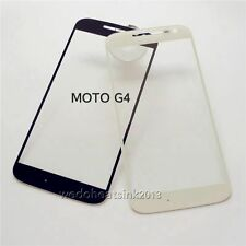 Front Outer Glass Lens Touch Screen Replacement For Motorola Moto G4 LTE XT1625