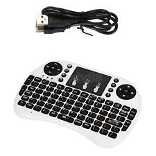 Wireless Mini Handheld Remote Control Touchpad Keyboard for Laptop PC