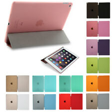 """Shockproof Slim Smart Cover Back Case for Apple iPad 2 3 4 Mini Air & Pro 9.7"""""""