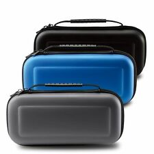 PU Hard Carrying Case Travel Storage Bag With 5 Game Holders Fr Nintendo Switch