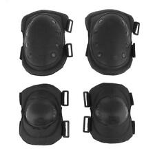 4Pcs Outdoor Tactical Protective Gear Skateboarding Climbing Elbow Knee Pads