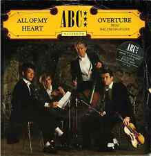 """ABC-All Of My Heart / Overture (From The Lexicon Of Love) 7"""" 45-Neutron Records,"""