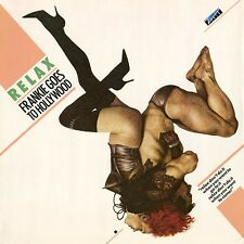 "Frankie Goes To Hollywood-Relax 12""-ZTT, 12 ZTAS 1, 1983, Matrix 4U/3U Picture S"