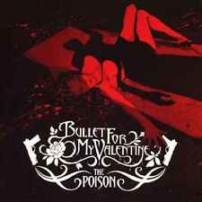 Bullet For My Valentine-The Poison CD-Visible Noise, TORMENT50CD, 2005, 13 Track