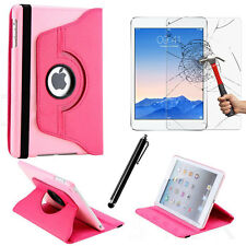 360 Rotating Leather Case Cover with Stand For Apple iPad 2 3 4 Retina (2013)