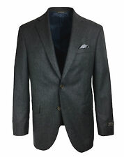 Jack Victor Gibson Regular Fit Grey Flannel Suit