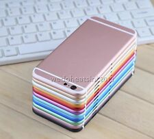 Replace Housing Back Battery Door Cover & Mid Frame Assembly for iPhone 6 Plus
