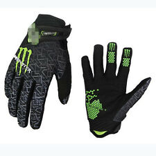 2017 Mens Racing Full Finger Cycling Gloves MTB DH Motorcycle Motocross Bike
