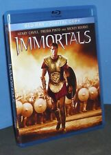 Immortals (Blu-ray Disc, 2012)