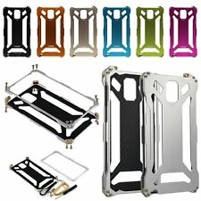 KANENG Transformers Aluminum Metal Frame Case Cover for Samsung GALAXY Note 3 4