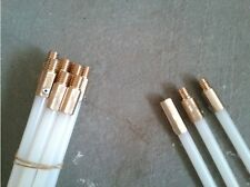 Flu-Flex Ultra Flex flexible chimney rods for liners with free brush 1.5 length