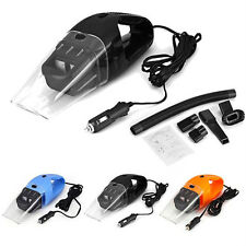 12V Mini Portable Car Vehicle Auto Recharge Wet Dry Handheld Vacuum Cleaner