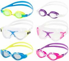 NEW - Speedo Junior Goggle 3-pack (ages 6-14) UV & Anti-Fog Protect, Latex Free