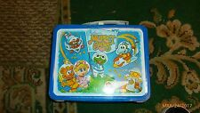1985 Jim Henson's Muppet Babies Lunchbox. No thermos super clean fully functions