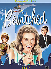 Bewitched - The Complete First Season (DVD, 2005, 4-Disc Set, Colorized)
