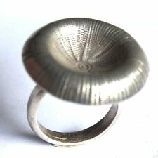 CHARMS RING PURE SILVER KAREN HILLTRIBE Size.US=9.5 UK=S