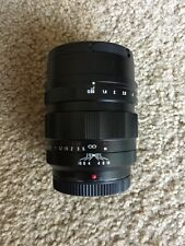 Voigtlander Nokton 42.5mm f/0.95 MF Lens Four Thirds
