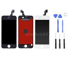 iPhone 5S LCD Display Touch Screen Digitizer Replacement Assembly+Tools U9E5