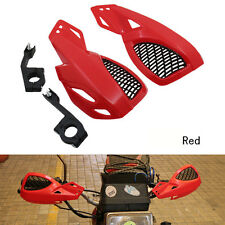 Hot 2pc Bike ATV MX Motocross Motorcycle Hand Guards Handguards With Mount Kit