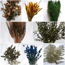 Dried Grasses, Leaves, Pods, Flower, Floral Bunch - Weddings Decor Bouquets, cra