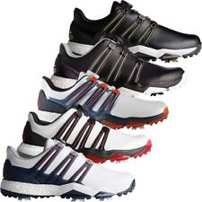 Adidas Golf 2017 Powerband Boa Boost Performance Waterproof Golf Shoes