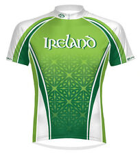 Primal Wear Ireland Celtic Cycling Jersey Men's with Socks bike bicycle irish