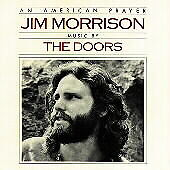 An American Prayer by The Doors/Jim Morrison (Doors) (CD, May-1995, Elektra  #35