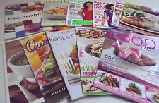 Weight Watchers CookBooks Select A Weight Watchers Book or Magazine