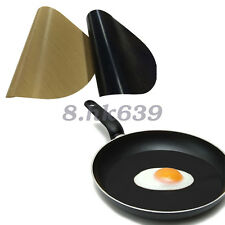 Frying Pan Liner Non-Stick Liner For Frying Pan Fry Bacon Eggs Without Fat 24cm
