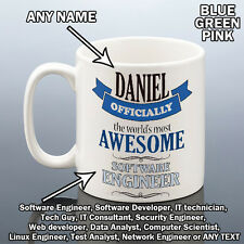 AWESOME COMPUTER IT GUY WORK OFFICE JOB MUG Gift Birthday Occupation Men Present
