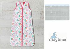 Snugtime Cosi Sleeping Bags Woven Padded Tog 2.2 Fits 5 Point Harness RRP $59.95