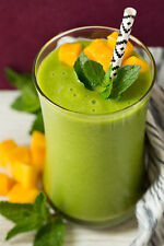 ddddSweet Matcha Green Tea Powder - Perfect mix to make Frappe Latte Smoothies