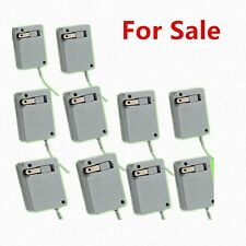 10pcs For Nintendo NDSi XL/LL 3DS New Travel AC Adapter Home Wall Charger Lot BE