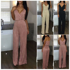 Fashion Women's Ladies Jumpsuit Overall Clubwear Party Playsuit Pants Romper